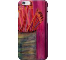 A Little Brush Work iPhone Case/Skin