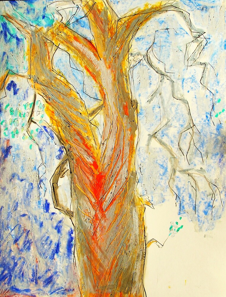 ancient tree by donna malone