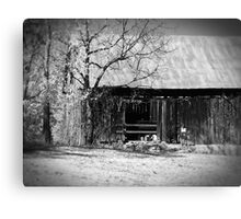 Rustic Tennessee Barn Canvas Print