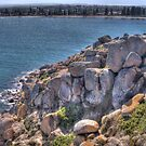 Granite Island, Victor Harbor, South Australia by Adrian Paul