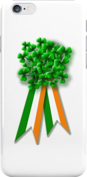 St. Patrick's Shamrock by Orla Cahill