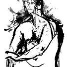 Life Drawing Study 2. by nawroski .