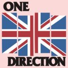 One Direction Flag (light shirts) by SwiftWind