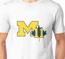 Nik Stauskas #11 UofM T-Shirt  Unisex T-Shirt
