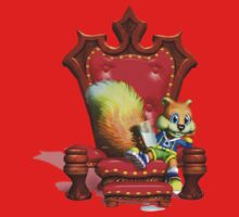 Conker's Bad Fur Day by Hunter-Blaze
