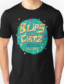 Rick & Morty - Blips and Chitz! T-Shirt