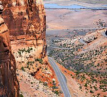 The Road Up by Karen Jayne Yousse
