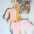 Life Drawing Study 4. by nawroski .
