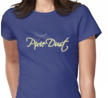 Project Pixie Dust - Classic Logo Womens Fitted T-Shirt