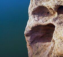 River Rock by Karen Jayne Yousse