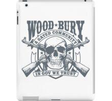 Woodbury, A Gated Community iPad Case/Skin