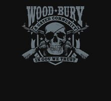 Woodbury Black Unisex T-Shirt