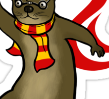 Parry the Otter Sticker