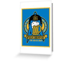 Spocktoberfest Greeting Card