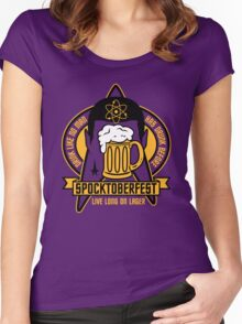 Spocktoberfest Women's Fitted Scoop T-Shirt
