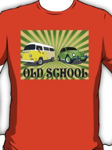 old schools vws T-Shirt