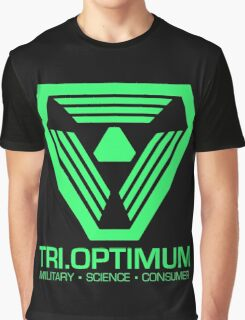TriOptimum Corporation Graphic T-Shirt