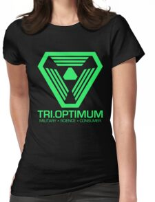 TriOptimum Corporation Womens Fitted T-Shirt