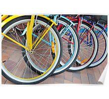 On Ya Bike Poster