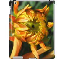 Budding Dahlia No.2 iPad Case/Skin