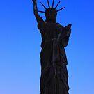 Lady Liberty of Burlington by Adam Kuehl