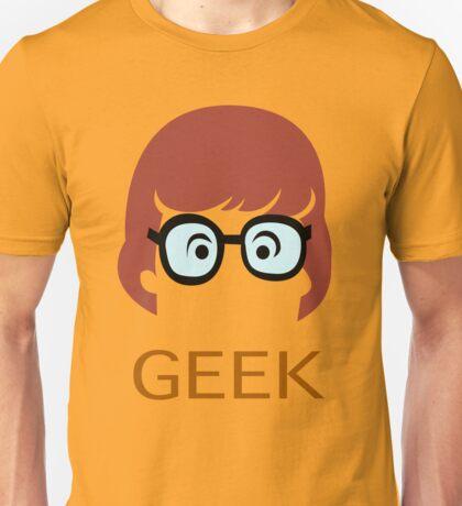 Velma Dinkley Geek Unisex T-Shirt