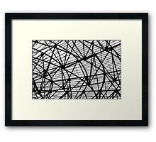 Abstract Satellite #2 Framed Print