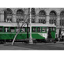 Green Machine Photographic Print