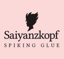 Super Saiyan Hair Gel Kids Clothes