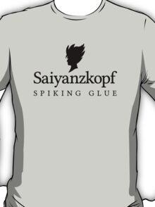 Super Saiyan Hair Gel T-Shirt