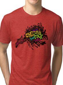 Colourful Language Tri-blend T-Shirt