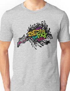 Colourful Language Unisex T-Shirt
