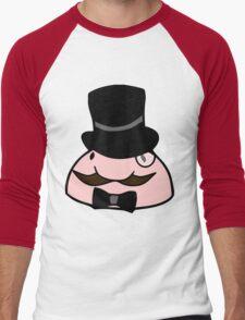 Fancy Blobfish Men's Baseball ¾ T-Shirt