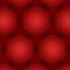 Hexagons Red by GoingF3D