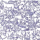 World Wildlife by David Fraser
