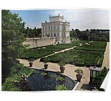 Rome Villa Doria Pamphili Poster