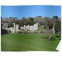 Cornwall Caerhays Castle Poster