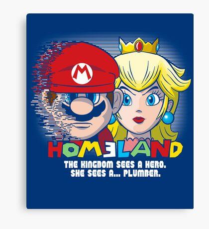 Homeland Canvas Print