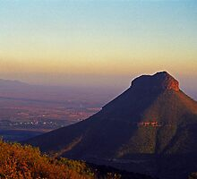 Spandau Kop - Valley of Desolation - South Africa by Bev Pascoe