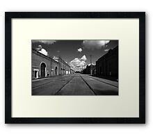 Ipswich Railway Workshops Queensland Framed Print