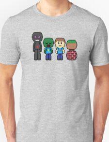 minecraft!!!!!!!! Unisex T-Shirt