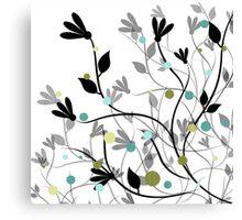 Bilssful Breeze  Canvas Print