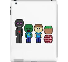 minecraft!!!!!!!! iPad Case/Skin