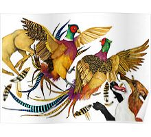 The Pheasants and the Fox Poster