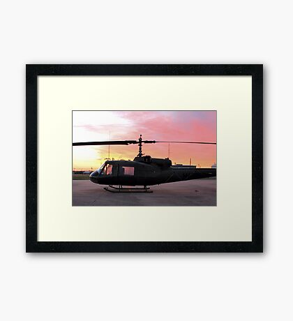 Time to Rise and Shine! Framed Print