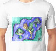 Shroom Elf Unisex T-Shirt