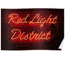 Red Light District Poster