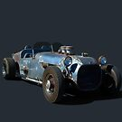 1936 Ford Speedster by TeeMack
