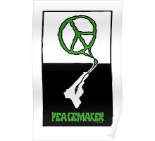 Peacemaker Graphic Poster Poster