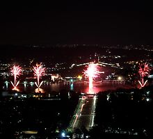 Canberra 100 Years Old by Hansipan